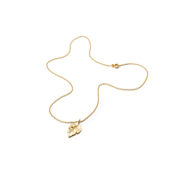 Vine Leaf Necklace