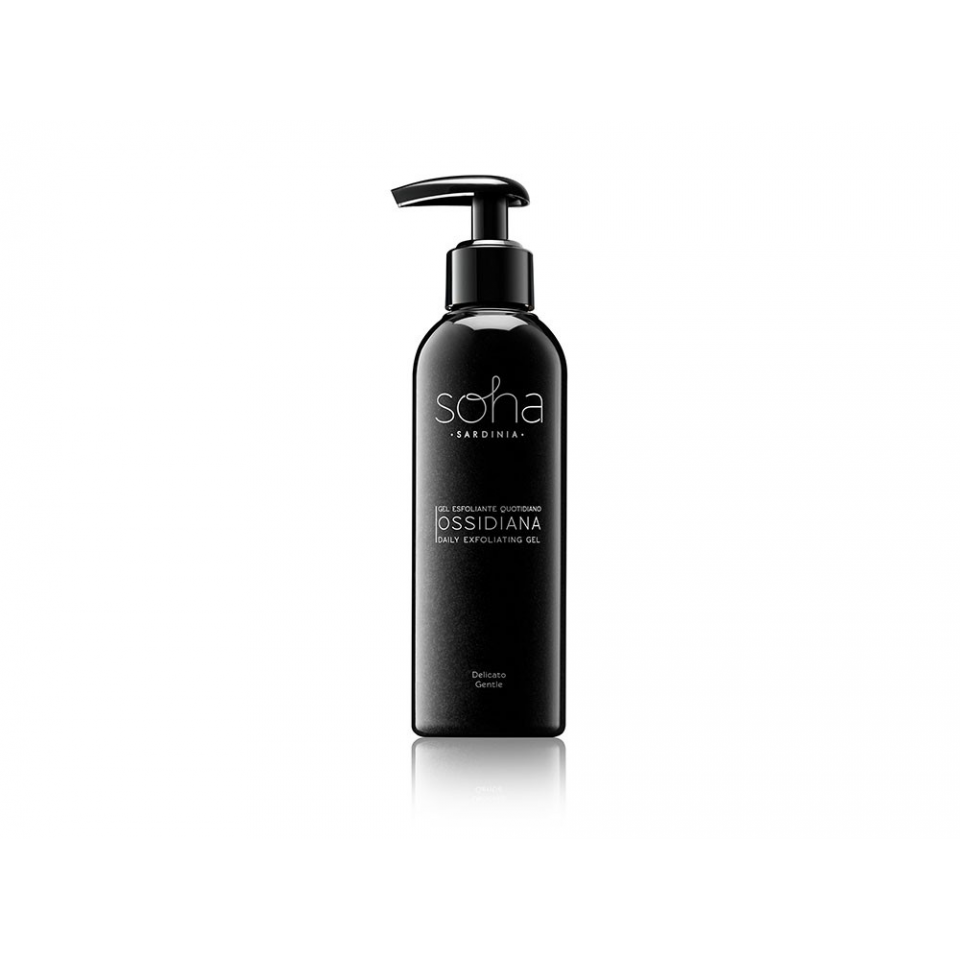 Obsidian Daily Exfoliating Cleansing Gel - All skin types
