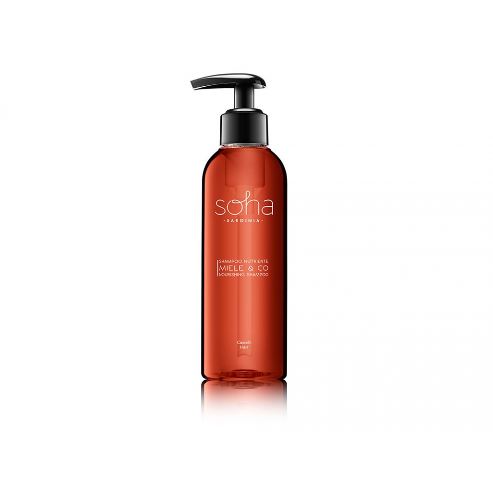 Miele & Co Nourishing Shampoo