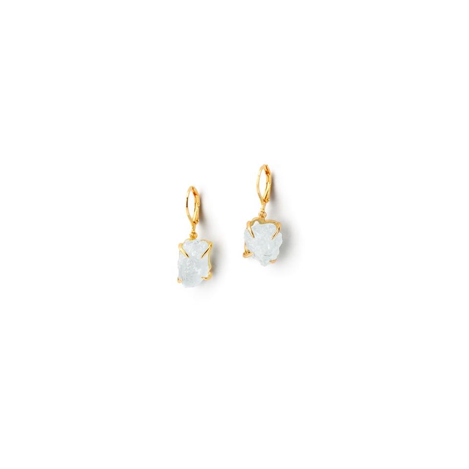 Sea Salts Pendant Earrings