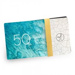 Carta Regalo €50
