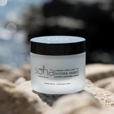 La Crema Ricca idro-lenitiva Hydra Maris, formulata con alghe e sali marini del Mar Mediterraneo aiuta in modo naturale a lenire la pelle irritata dal freddo, idratandola a fondo.  https://www.sohasardinia.com/it/  #hydramaris #vegan #antiage #sohasardinia #beautyproducts #beauty #beautyroutine #dailyroutine #skincareroutine#beautytips #beautylover #naturalproducts#parabenfree #siliconfree #fedeltapp #giveback